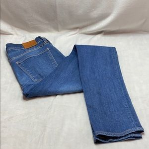 Lucky brand Brooke Straight jeans size 26